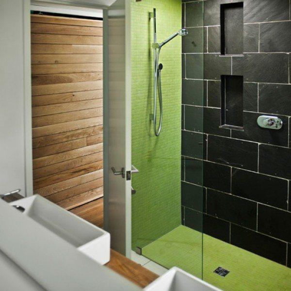 Trendy badkamer renovatie
