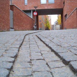 Kassei aanleg - Hofstade Mechelen