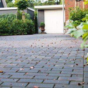 Oprit aanleggen Hofstade - Mechelen